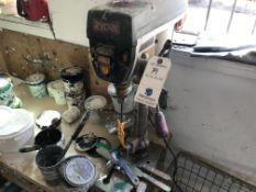Ryobi Counter Top Drill Press