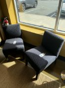(2) Dwell Home Upholstered Chair