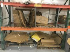 Corrugated Boxes & Tape