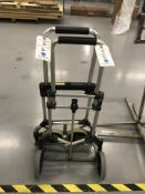 (2) Collapsible Hand Trucks