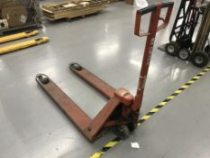 As-Is BT Lifter