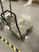 Plastic Flat Cart