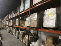 """(14) Sections 8'x42""""x15' Pallet Racking"""