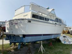 1976 Chris Craft Catalina Twin Screw Cabin Cruiser