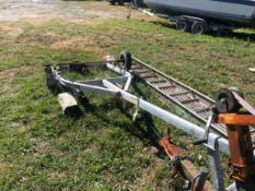 {LOT} 2 Calkins & Bandit Boat Trailers (NO TITLES)