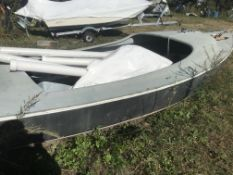 Fiberglass Sailboat Approx. 18'