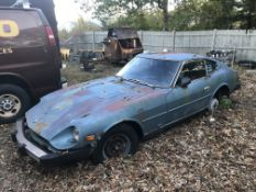 Datsun 280Z Project Car (TITLE IN HAND)