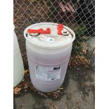 30 Gallon Plastic Drum of Huguenot FSS Pro Guard Green Fire Surprssion System Corrosion Inhibitor