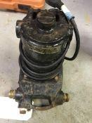 Electric Portable Transfer Pump GPM Unknown