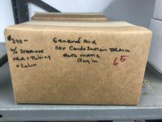General Air 110V Condensation Drain w/Automatic Plugin (NIB) (PRICE: $340 New)
