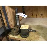 {LOT} Ridgid Main Shaft Groovers