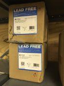 (4) Lead Free Arc #C400/C500 Second Check Repair Kits