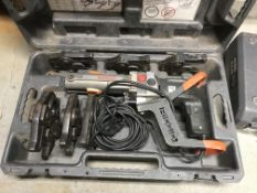Ridgid #CT400 w/Jaws For Pro Press System