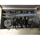 Ridgid Megapress 9 Piece Kit w/Box & (2) Ridgid #25020 Couplings & Asst. Couplings