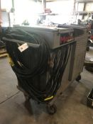 Merlin Simplex II400 Load Bank W/ Cables Attached to Machine 3 Phase, 3 Wire, 240/480V