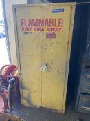 Double Door Flammable Material Storage Cabinet Model-1926