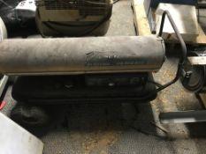 Protemp Kerosine Heater Model PT 175T-KFA 175000BTU