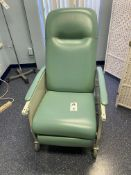 DRIVE Portable Upholstered Exam Chair