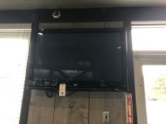 "LG 52"" Wall Mounted Flat Panel TV"