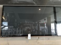 "LG 62"" Wall Mounted Flat Panel TV"