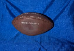 Lynn English - Marblehead Game Ball