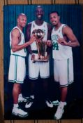 (4) Asst. Celtics Items
