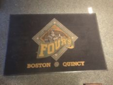 Day 2 - BOSTON LANDMARK SPORTS BAR - 1000+ PCS MEMORABILIA - ALL MAJOR SPORTS - JERSEYS - PHOTOS - PENNANTS - CARVINGS - ETCHING