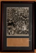 "Princeton In Game Framed Photo 10""x15"""