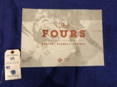(Lot) 40 The Fours Paper Placemats