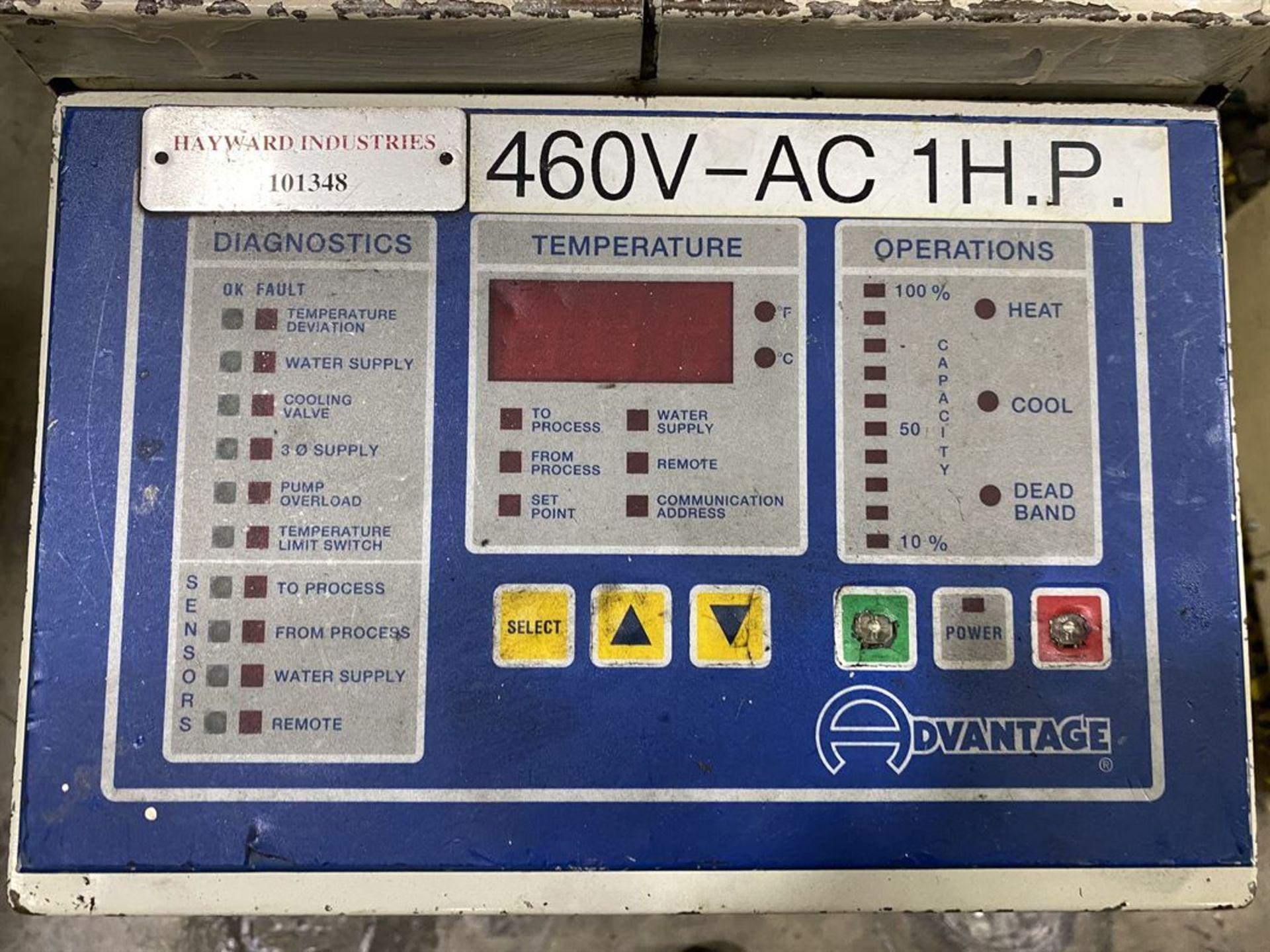 Lot 245 - Sentra S-925-41C1 Temperature Control, s/n 6091