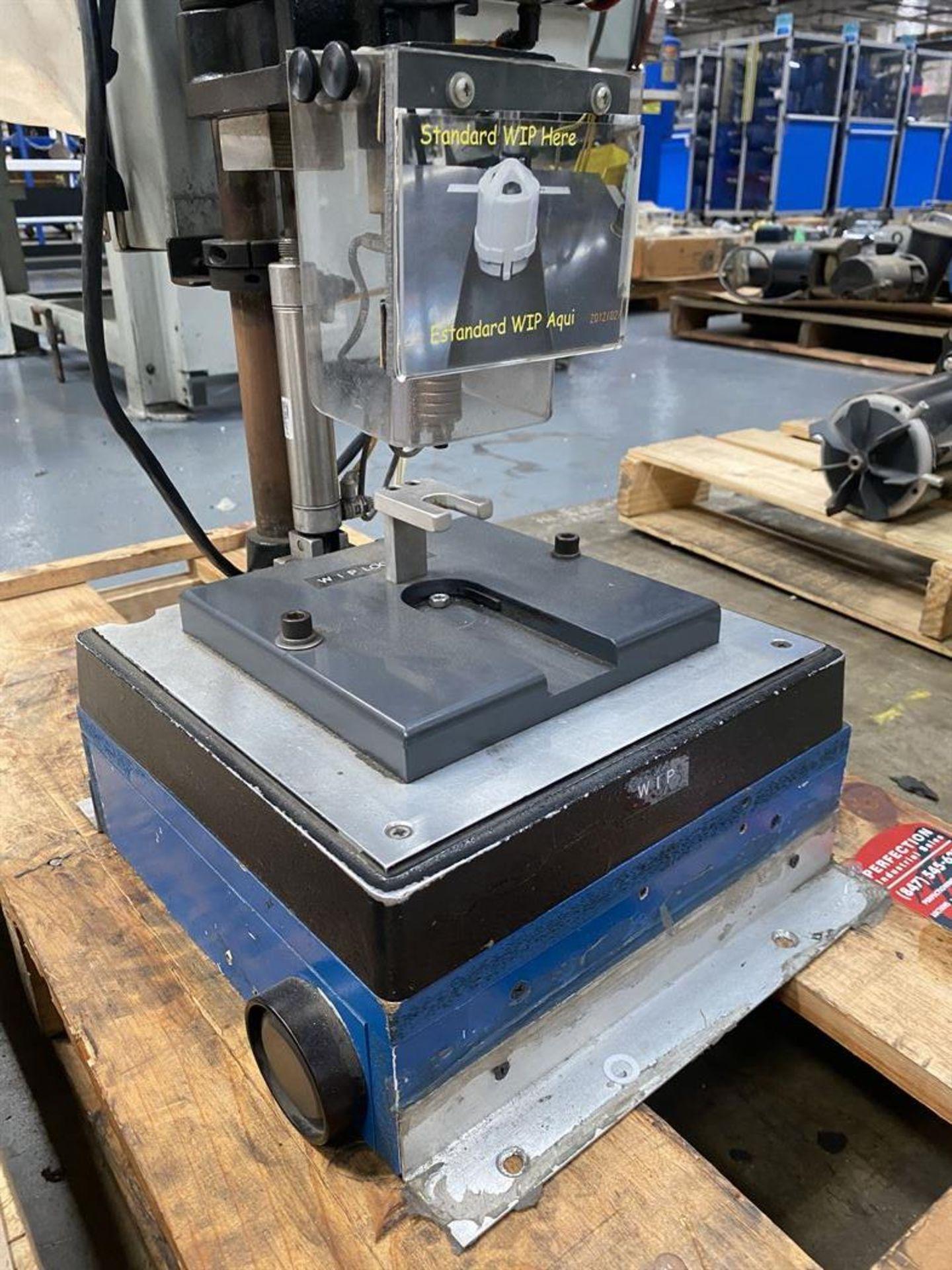 Lot 82 - Sonitek TS 101/1 Heat Staking Press, s/n 100-0098