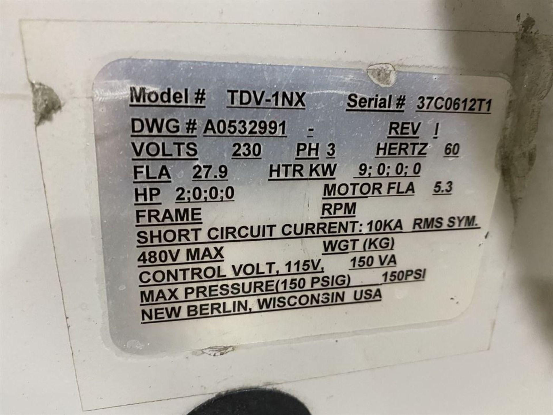 Lot 241 - AEC TDV-1NX Temperature Control, s/n 37C0612T1