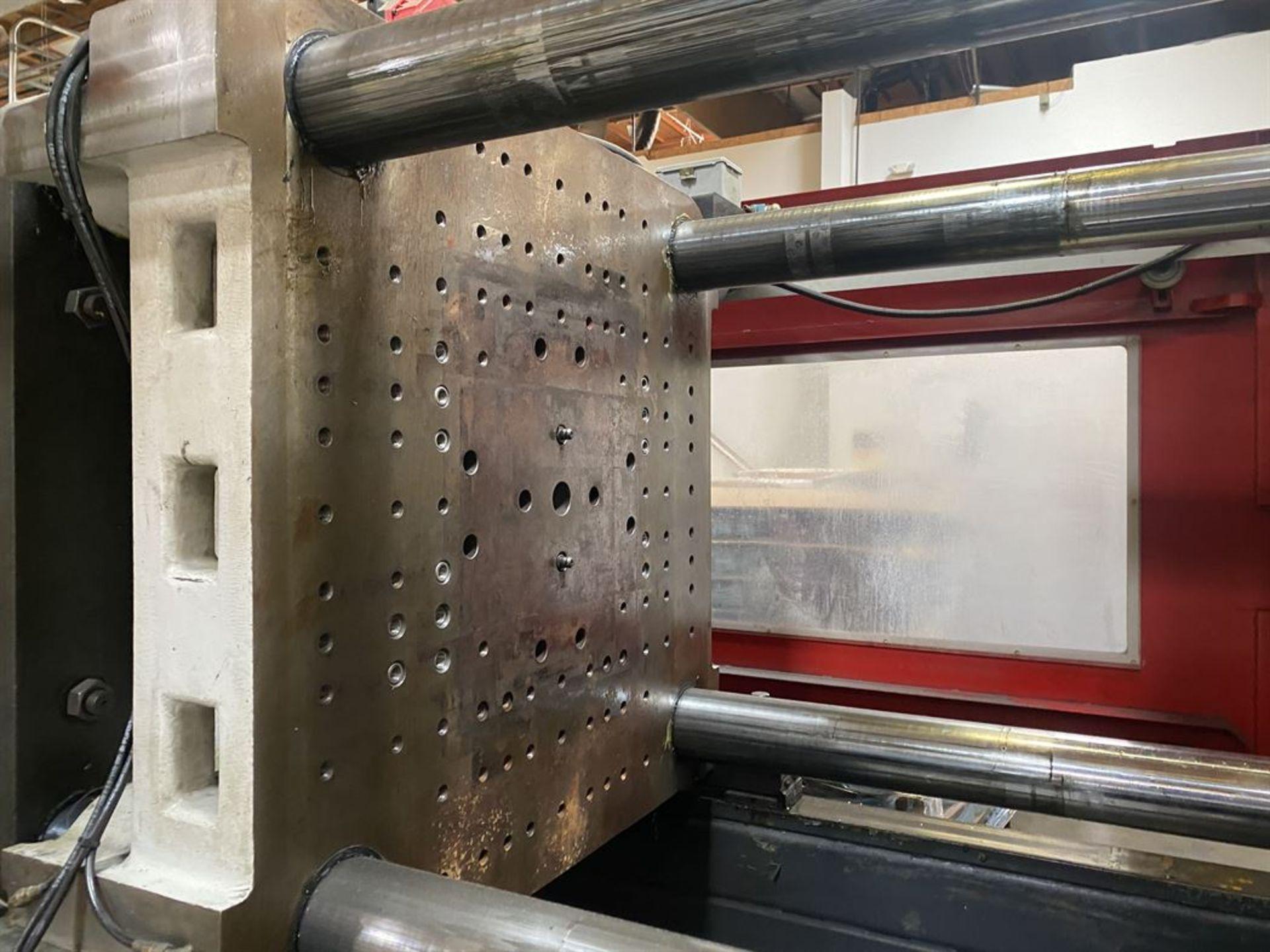 Lot 191 - 2003 CINCINNATI MILACRON POWERLINE NT330 300 Ton Electric Injection Molder, s/n W22A0300072, w/