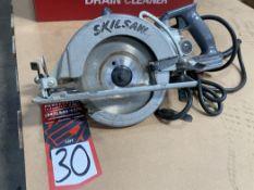"Skilsaw HD77 7-1/"" Worm Drive Saw"
