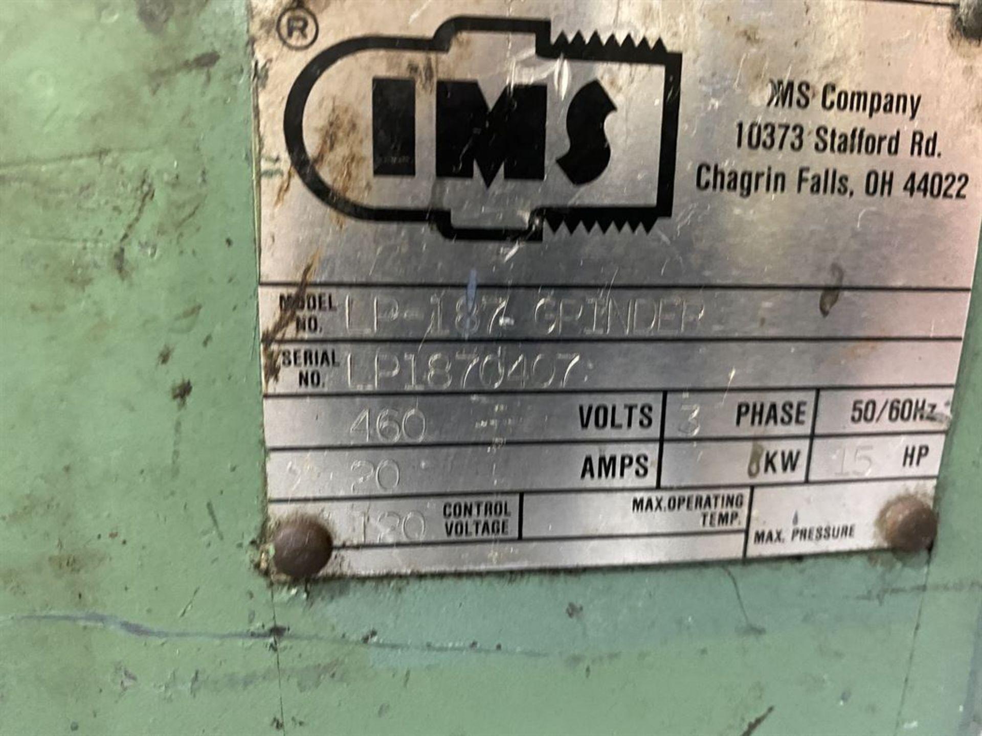Lot 262 - IMS LP-187 Granulator, s/n LP1870407, 15 HP