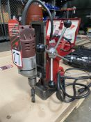 Milwaukee 4202 Magnetic Drill Press, s/n 059619518