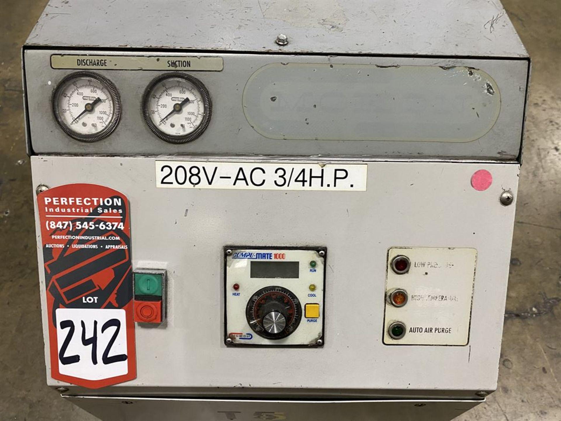 Lot 242 - Mokon DT7H07-00 Temperature Control, s/n 40561