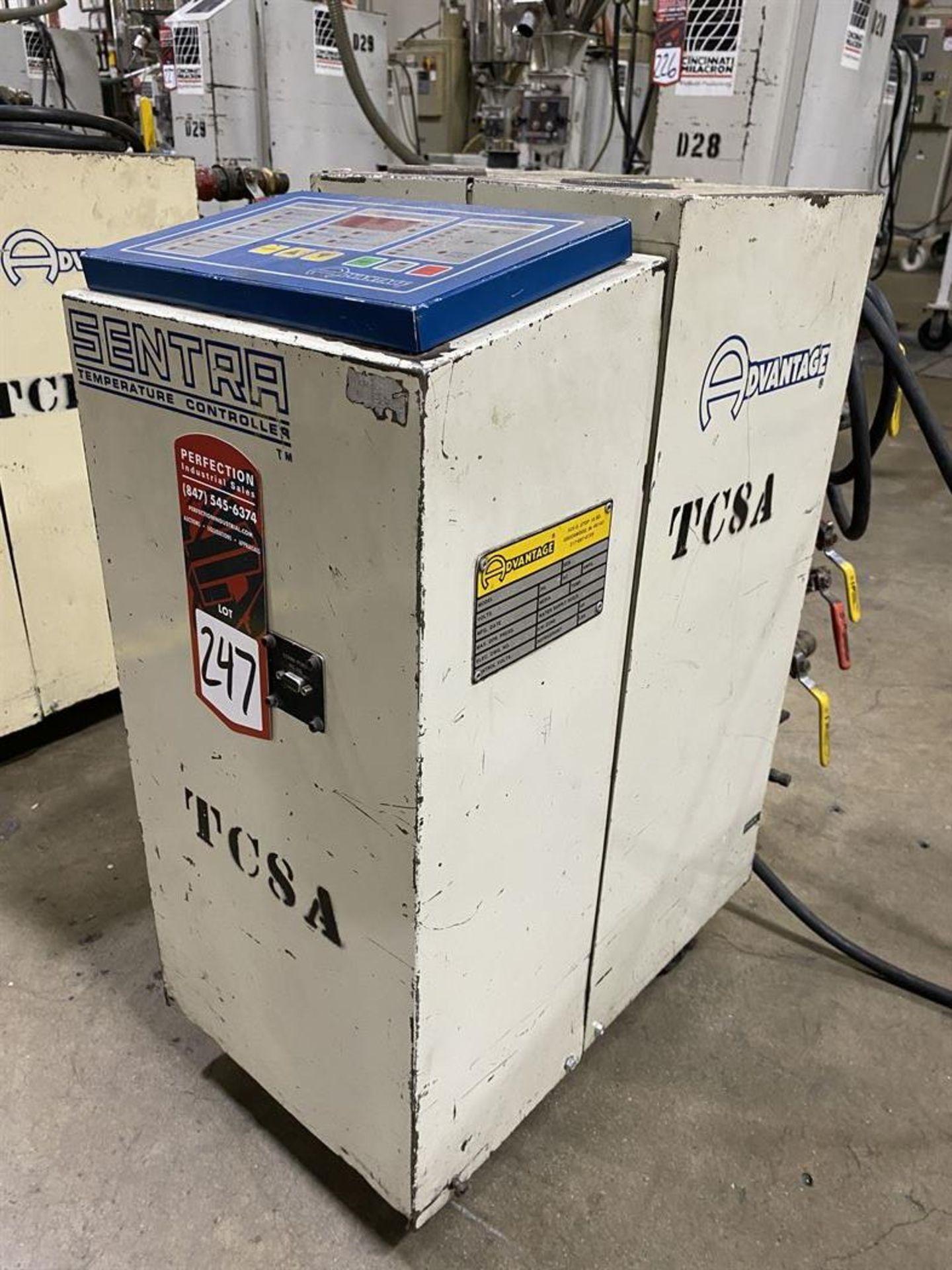 Lot 247 - Sentra S-925-41C1 Temperature Control, s/n 6533
