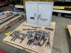 Lot of Bearing/Gear Pullers