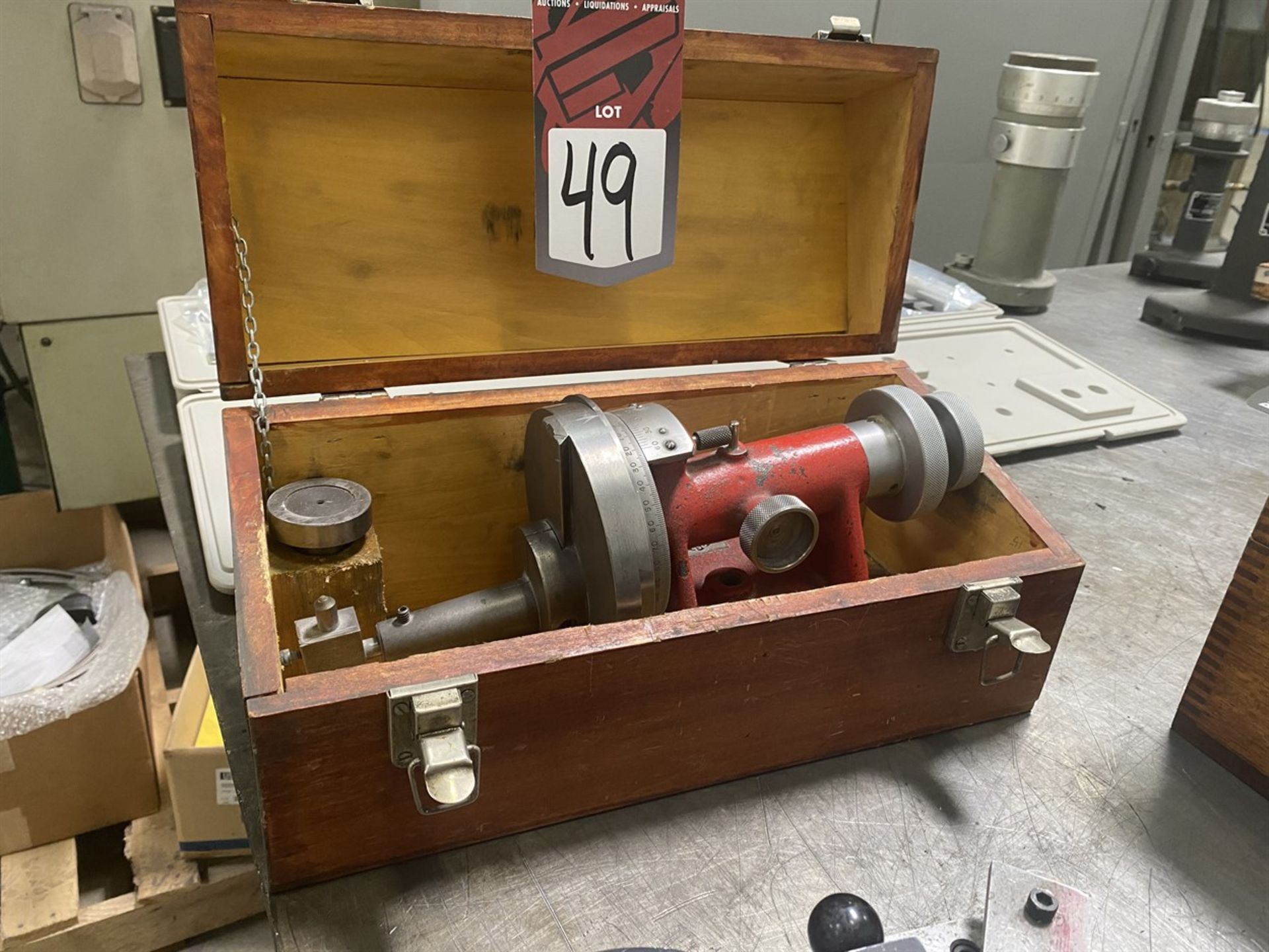 Lot 49 - ASH PBE-026 5C Radius Dresser