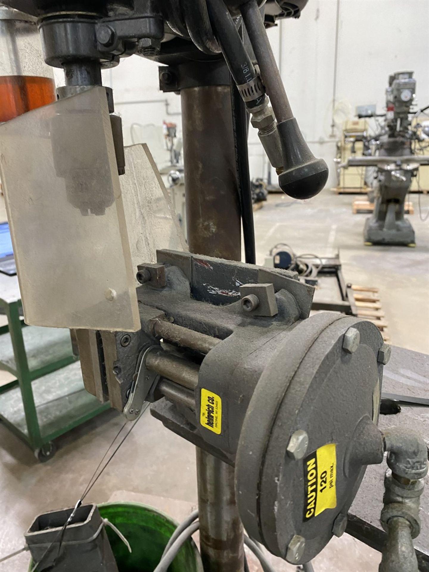 """Lot 19 - SEARS ROEBUCK 113.213780 15"""" Drill Press, s/n 2347.P0053"""