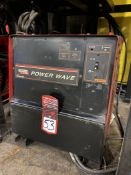 Lincoln Power Wave 455M Welding Power Source, s/n U1040407605