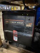 Lincoln Power Wave 455M Welding Power Source, s/n U1040622718