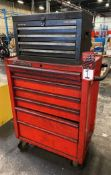 Blue Point Rolling Tool Chest w/ Craftsman Tool Box