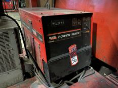 Lincoln Power Wave 455M Welding Power Source, s/n U1071011586