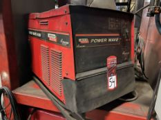 Lincoln Power Wave 455M Welding Power Source, s/n U1060312573