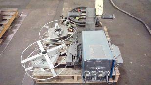 Miller 70 Series 24v Dual Wire Feeder c/w Mig Guns