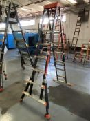 Little Giant Select 15131 Step Ladder System, 6-10' Height
