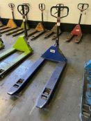 Work Smart 7500 Lb. Industrial Pallet Jack