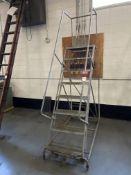 8-Step Ballymore Safety Ladder